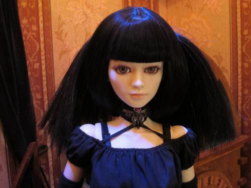 Новая причёска Мэй-тян